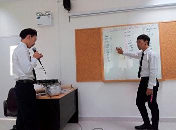 วันที่ 25 กันยายน 2561 วิทยาลัยโลจิสติกส์และซัพพลายเชน มหาวิทยาลัยราชภัฏสวนสุนันทา ศูนย์ฯระนอง ได้จัดการเลือกตั้งนายกสโมสรนักศึกษาโลจิสติกส์ รุ่น2/2561