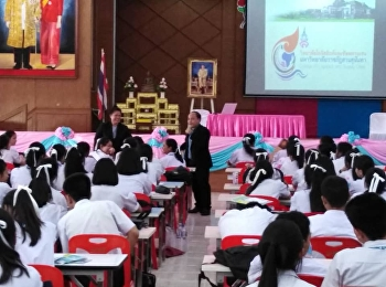 Educational Guidance at Rachinuthit Suankularb School, Pathumthani