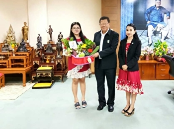 On 14January 2019 at Ranong City Hall, Lecturer Pornpanna Laoprawatchai, Head of Logistics Management, Suan Sunadha Rajabhat University, and her team met the governor of Rayong.  On 4 January 2019 at Ranong City Hall, Lecturer Pornpanna Laoprawatchai, Hea