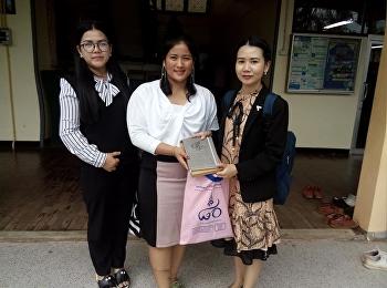 Profession Guidance in Logistics at Saweewitaya School in Chumphon