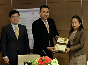 โครงการจัดทำและพัฒนาปรับปรุงมาตรฐานการท่องเที่ยวไทยและมาตรฐาน การท่องเที่ยวระหว่างประเทศ (มาตรฐานโฮมสเตย์ไทย และมาตรฐานคุณภาพแหล่งท่องเที่ยวเชิงสุขภาพประเภทน้ำพุร้อนธรรมชาติ)
