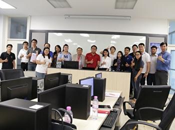 วิทยาลัยจิสติกส์และซัพพลายเชน มหาวิทยาลัยราชภัฏสวนสุนันทา จัดโครงการอบรม Train the Trainer สำหรับโปรแกรมจำลองสถานการณ์ (FlexSim Simulation Software) ให้แก่ผู้บริหารและคณาจารย์ เป็นครั้งที่ 4