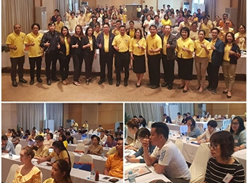 College of Logistics and Supply Chain, Suan Sunandha Rajabhat University, a consultant on Project, cooperated with Division of Community Industry Development to push forward the OTOP entrepreneurs on the 4.0 market at Chiangmai Province.