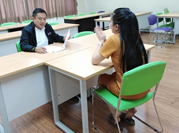 In academic year 2019, College of Logistics and Supply Chain held the interview exam to select the qualified individuals to study doctoral degree - D.B.A. (Logistics and Supply Chain Management) - at graduate school building,