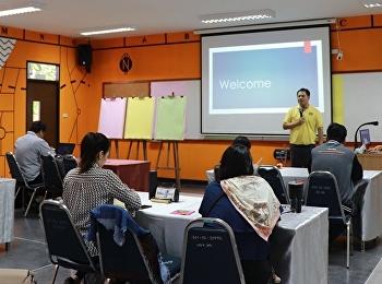 โครงการอบรมเชิงปฏิบัติการ การจัดการเรียนการสอนแบบ Active Learning ซึ่งนำทีมผู้เข้าอบรมโดย นายศุภมิตร ศรีสวัสดิ์ ผู้อำนวยการศูนย์การศึกษาจังหวัดอุดรธานี และคณาจารย์ประจำสาขาวิชาการจัดการโลจิสติกส์ สาขาวิชาการจัดการอุตสาหกรรมท่องเที่ยวและบริการ