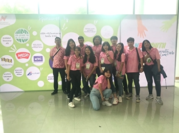 "Students from College of Logistics and Supply Chain attended the ""Teen Builds the Nation"" student camp at Bangkok-Thonburi University."