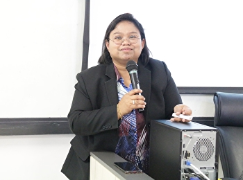 Dr. Wiriya Bunmalert, Associate Dean for Academic Affairs, College of Logistics and Supply Chain, was the chairperson of the 8th/2019 Subcommittee on Academic Administration Meeting.