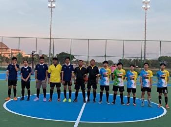 ขอเชิญนักศึกษาร่วมให้กำลังใจนักกีฬาในการแข่งขัน FUTSAL CLS 2019 ที่ สนามฟุตซอล (สนามตรงข้ามอาคารเรียนรวมอเนกประสงค์และศูนย์อาหาร) วิทยาลัยโลจิสติกส์และซัพพลายเชน ศูนย์การศึกษาจังหวัดนครปฐม