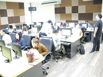 วิทยาลัยโลจิสติกส์และซัพพลายเชน มหาวิทยาลัยราชภัฏสวนสุนันทา ได้จัดอบรมระบบเทคโนโลยีสารสนเทศสำหรับบุคลากรสายวิชาการ ณ ห้องปฏิบัติการคอมพิวเตอร์ ชั้น 1 อาคาร 82 วิทยาลัยโลจิสติกส์และซัพพลายเชน มหาวิทยาลัยราชภัฏสวนสุนันทา ศูนย์การศึกษาจังหวัดนครปฐม
