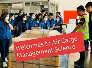 แขนงวิชาการจัดการการขนส่งสินค้าทางอากาศ รับสมัครนักศึกษาปริญญาตรี รับสมัครถึงวันที่ 15 มิถุนายน 2563