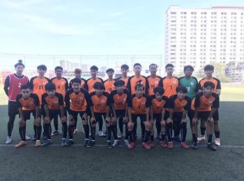 ทีมฟุตบอลจากวิทยาลัยโลจิสติกส์และซัพพลายเชน มหาวิทยาลัยราชภัฏสวนสุนันทา ศูนย์การศึกษาจังหวัดนครปฐม เข้าร่วมแข่งขันฟุตบอล กีฬาสุนันทาสามัคคี ครั้งที่ 31