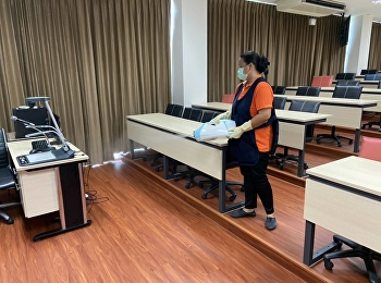 Logistics and Supply Chain Research Institute and Academic Service, College of Logistics and Supply Chain, Suan Sunandha Rajabhat University, organized the 3rd seminar on writing official letters and minutes.