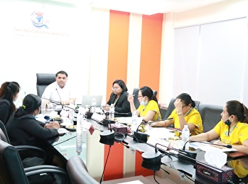 Asst. Prof. Dr. Komson Sommanawat, Dean of College of Logistics and Supply Chain, Suan Sunandha Rajabhat University, welcomed the faculty from Tha Sae Industrial and Community Education College and Lang Suan Industrial and Community Education College,