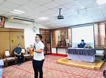 Mr.Sittichai Pintuma visited Ban Thaipuan, Nakhon Nayok community in connecting community tourism in collaboration with the National Discovery Museum Institute Tourism and Anusarn Journal.