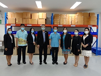 Mr. Sanga Wongsaphan, Inspector General, Department of Skill Development, presided over the opening ceremony of