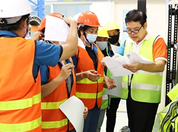 College of Logistics and Supply Chain, Suan Sunandha Rajabhat University organized the test of National Skill Standard in Warehouse Operator Level 1 and Inventory Officer Level 1 at Warehouse Operation Laboratory 1st floor of 81st Building.
