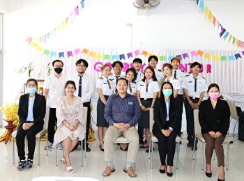 กิจกรรมปัจฉิมนิเทศให้กับนักศึกษารุ่น 61 วิทยาลัยโลจิสติกส์และซัพพลายเชน ศูนย์การศึกษาจังหวัดชลบุรี